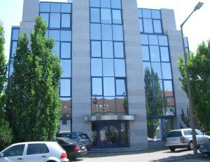 Praxisgebäude Hohe Straße 74